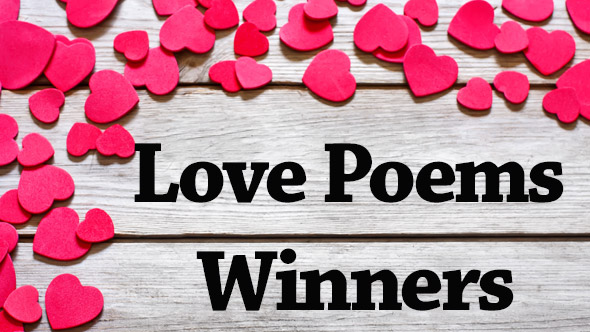 Love poems Winners
