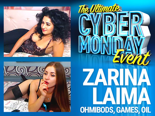 Special Cyber Monday Show!